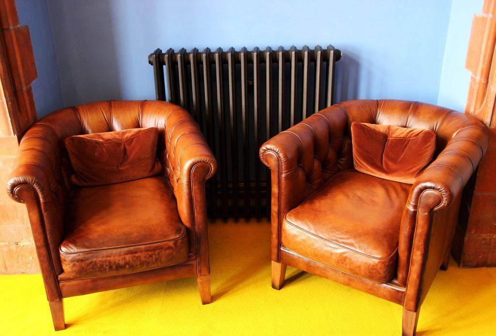 Où placer un fauteuil Chesterfield dans sa maison ?