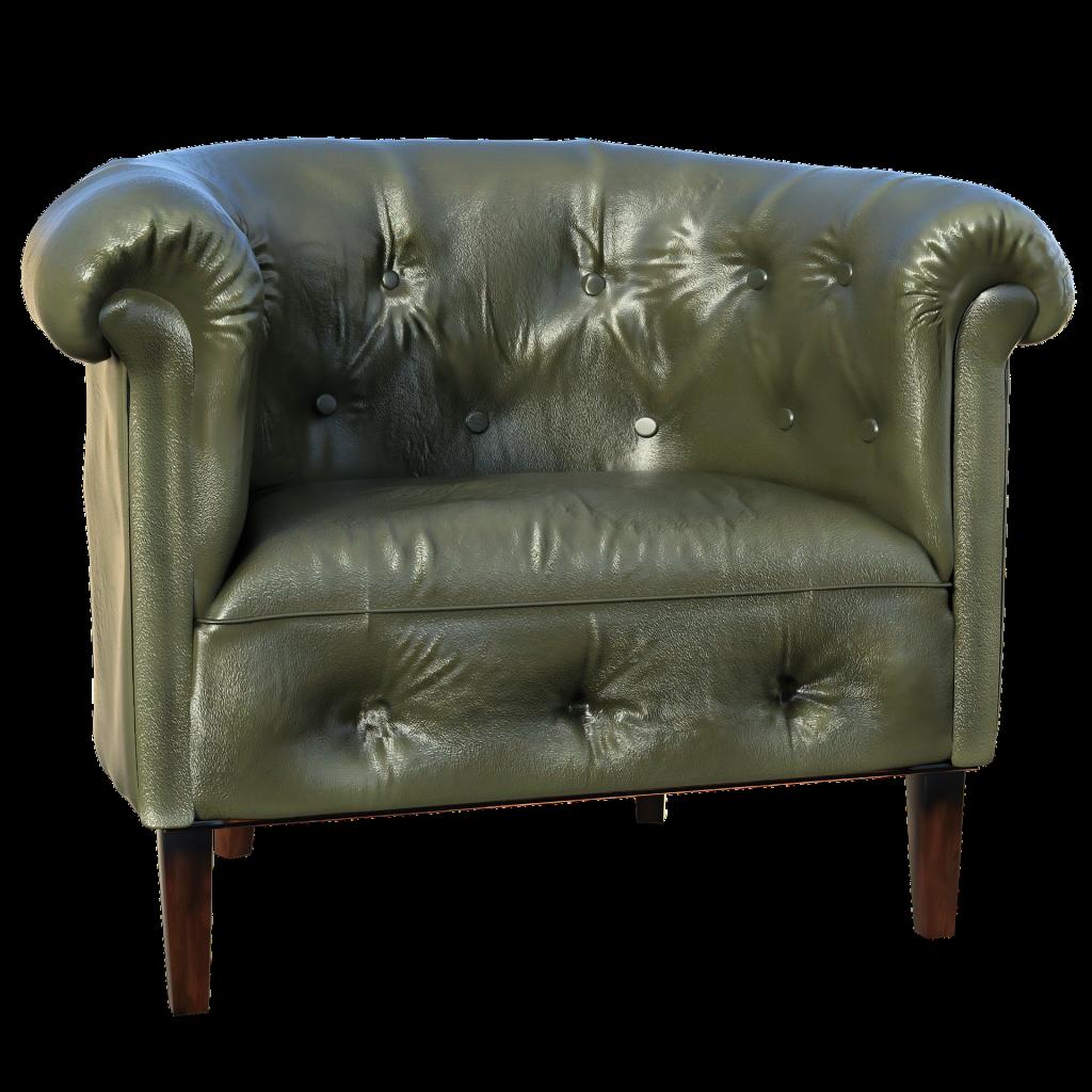 Qu'est-ce qu'un fauteuil chesterfield ?