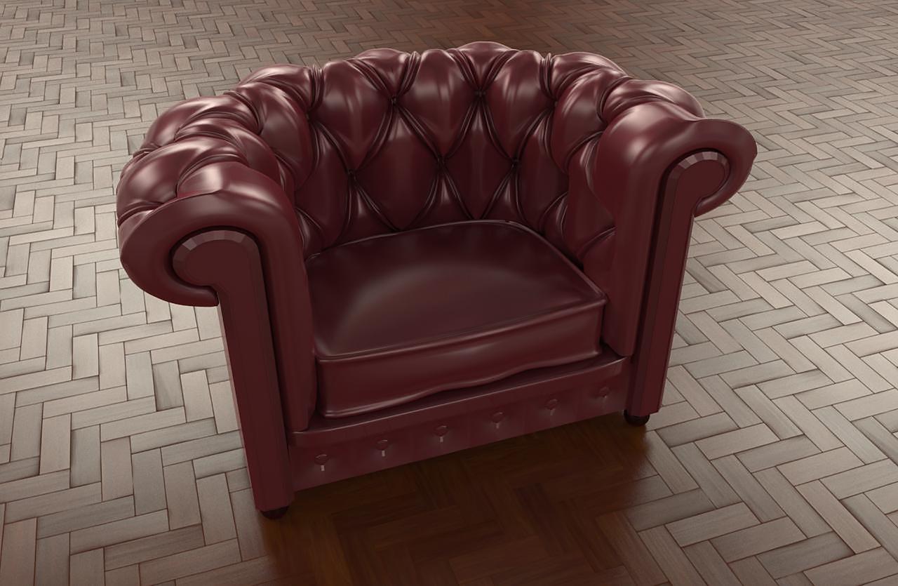 Fauteuil chesterfield : un modèle anglais fort apprécié